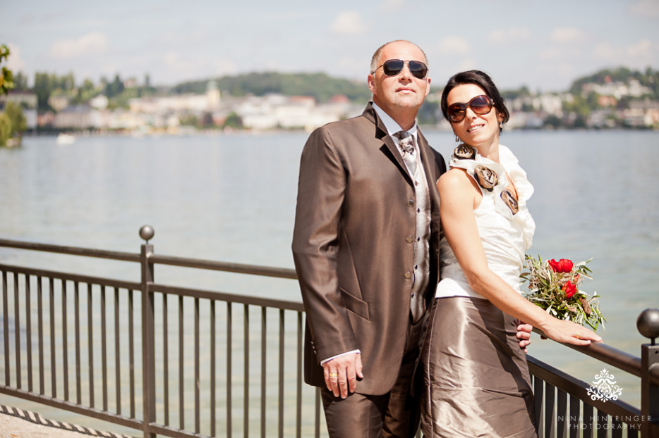 Sabine & Robert are tying the knot in Gmunden | Part 2