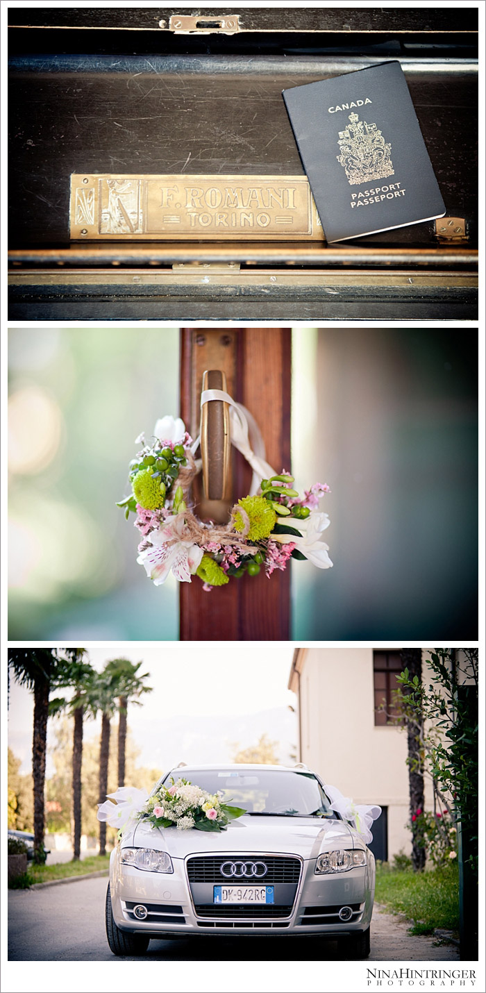 Sheila & Marc | Destination wedding from Canada to Italy | Bassano del Grappa | Part 1 - Blog of Nina Hintringer Photography - Wedding Photography, Wedding Reportage and Destination Weddings
