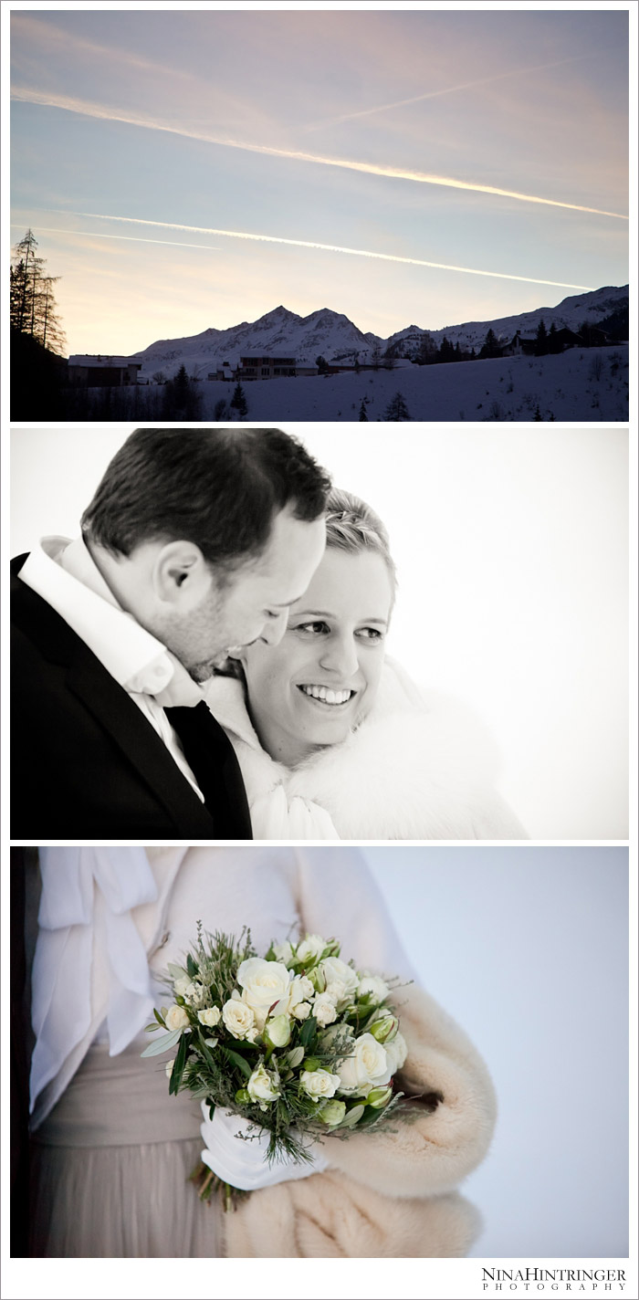 Alexandra & Marc | Winter wedding in St. Anton at the Arlberg - Blog of Nina Hintringer Photography - Wedding Photography, Wedding Reportage and Destination Weddings