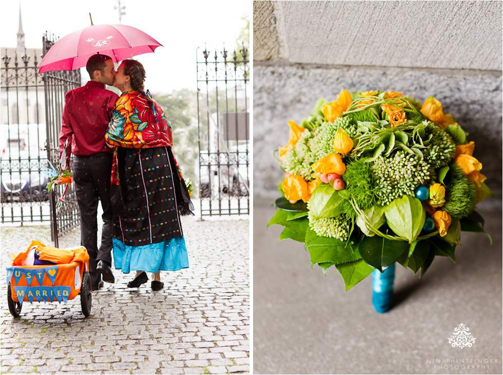 Mexican Color Explosion in Switzerland | Andrea & Markus | Schaffhausen - Blog of Nina Hintringer Photography - Wedding Photography, Wedding Reportage and Destination Weddings