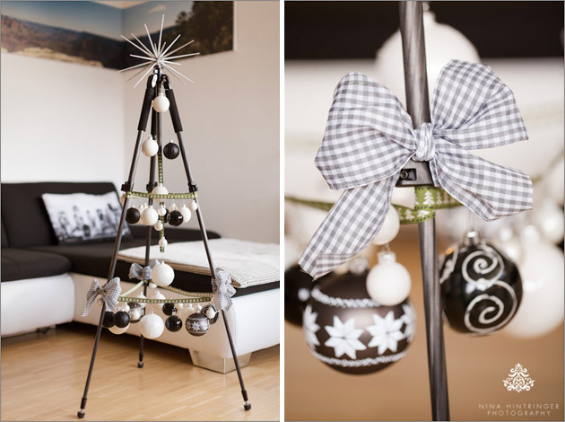 Our Carbon Christmas Tree - Blog of Nina Hintringer Photography - Wedding Photography, Wedding Reportage and Destination Weddings