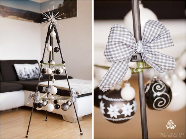 Our Carbon Christmas Tree - Blog of Nina Hintringer Photography - Wedding Photography, Wedding Reportage and Destination Weddings