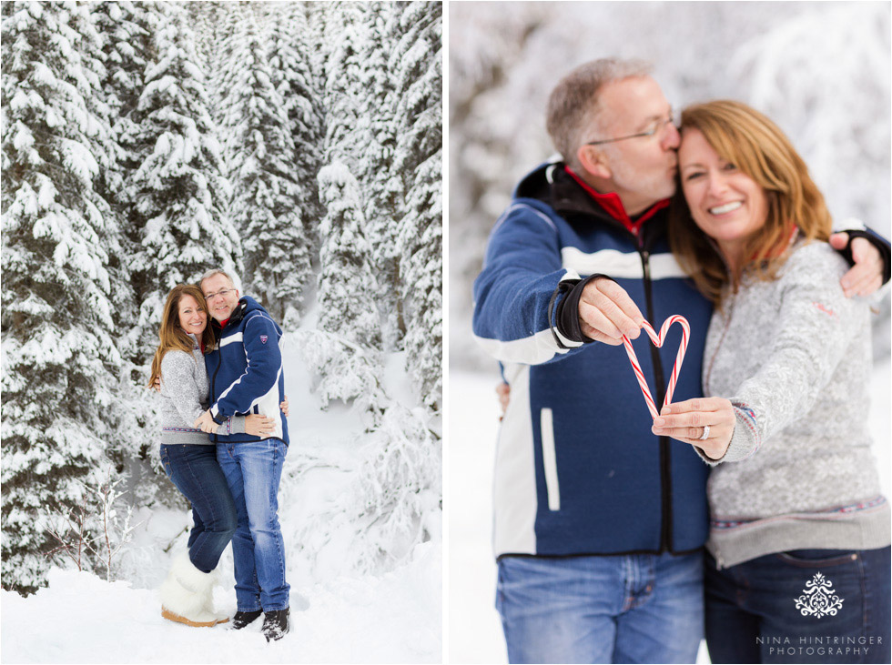 winter engagement shoot with props at the Verwalltal near st. anton am arlberg - Blog of Nina Hintringer Photography - Wedding Photography, Wedding Reportage and Destination Weddings