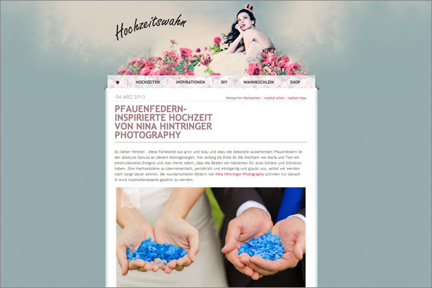 View all posts of Hochzeitswahn