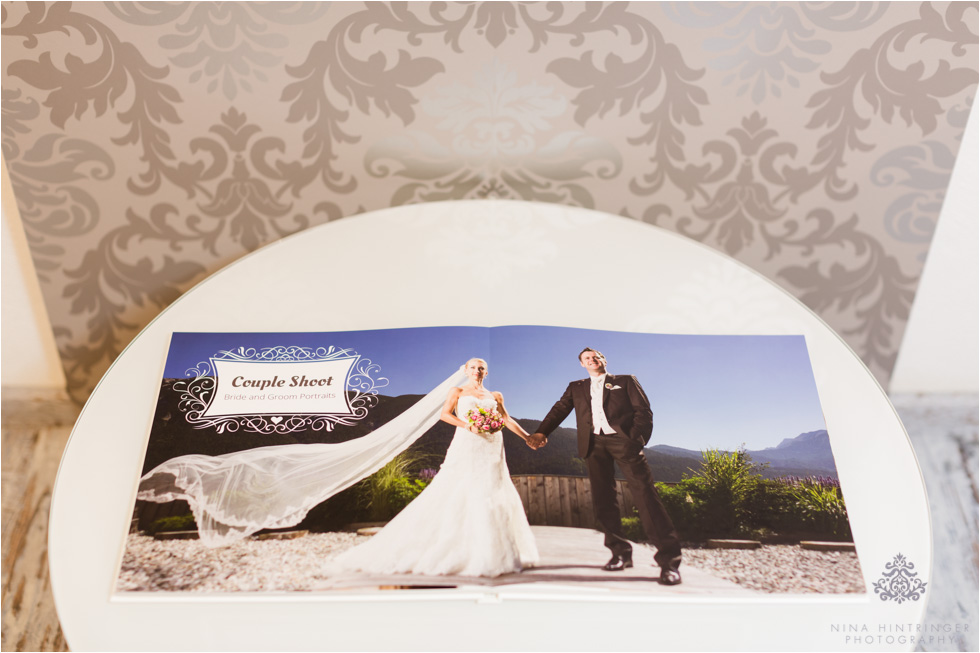 Wedding Coffee-Table Books | A memory for a lifetime | New Arrivals - Blog of Nina Hintringer Photography - Wedding Photography, Wedding Reportage and Destination Weddings
