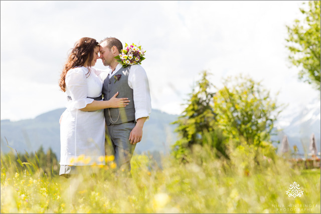 Summer wedding in Kitzbühel | Manuela & Herbert | Tyrol