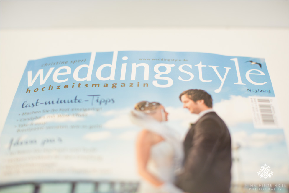 Featured | weddingstyle Magazine - Blog of Nina Hintringer Photography - Wedding Photography, Wedding Reportage and Destination Weddings