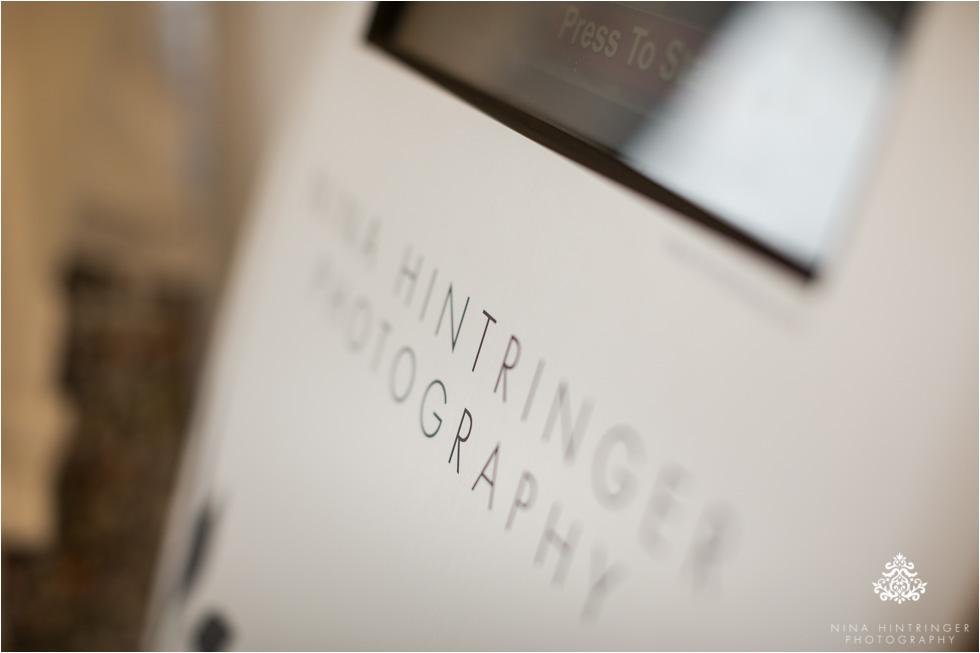 NHP Photo Booth 2.0 unveiled | Stylish fun for your wedding - Blog of Nina Hintringer Photography - Wedding Photography, Wedding Reportage and Destination Weddings