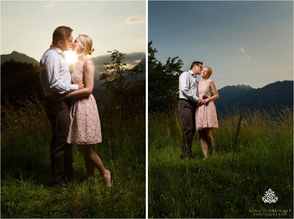 Engagement shoot with a vintage bike at sunset   Saskia & Christian - Blog of Nina Hintringer Photography - Wedding Photography, Wedding Reportage and Destination Weddings