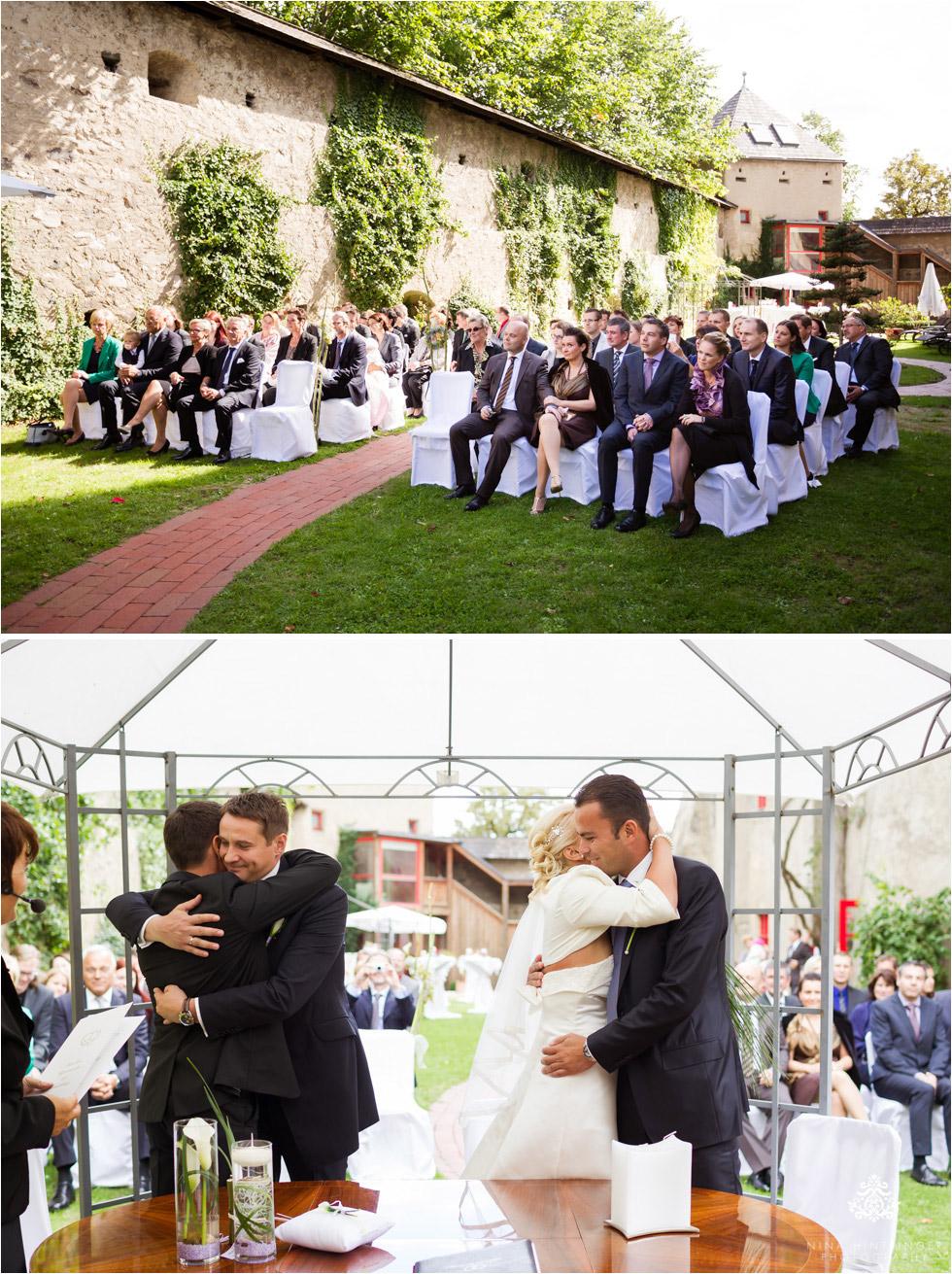 Beautiful and emotional wedding at Schloss Gabelhofen | Fohnsdorf, Styria - Blog of Nina Hintringer Photography - Wedding Photography, Wedding Reportage and Destination Weddings