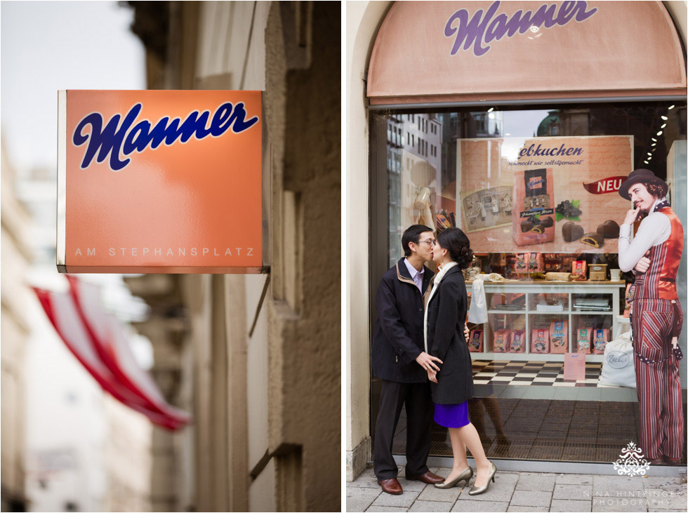 Vienna Engagement Shoot with Amy & Michael from Singapore - Blog of Nina Hintringer Photography - Wedding Photography, Wedding Reportage and Destination Weddings