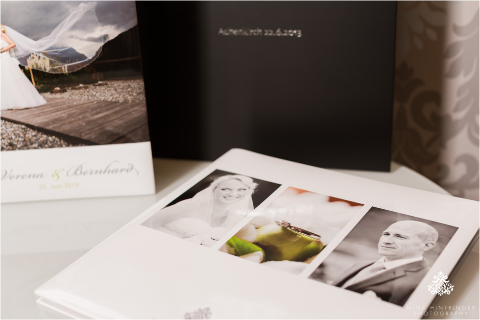 Our Premium book edition comes with a beautiful designable hard cover and paper jacket - Blog of Nina Hintringer Photography - Wedding Photography, Wedding Reportage and Destination Weddings