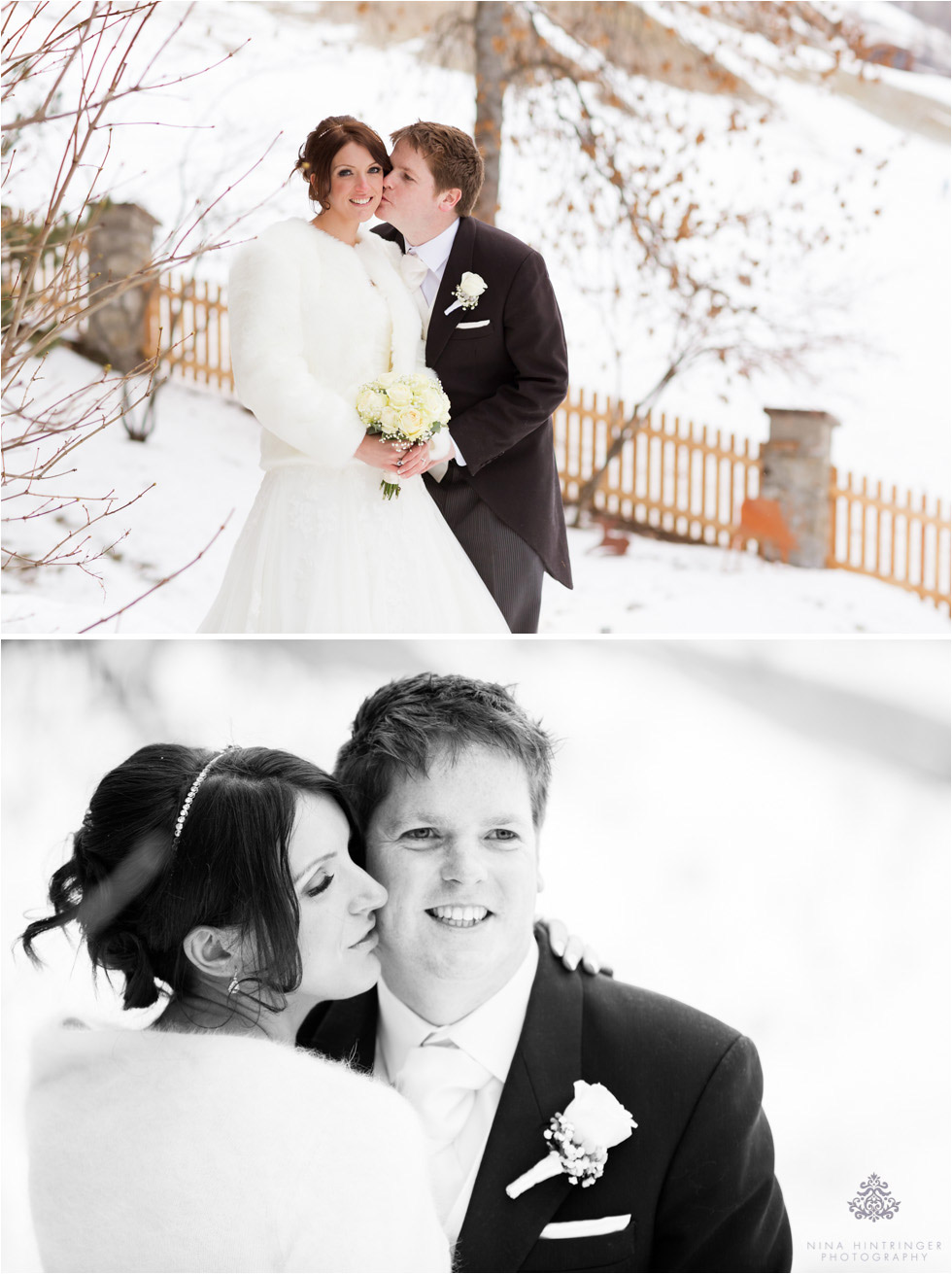 Winter Wedding in St. Anton, Arlberg | UK meets Austria | Helen & James - Blog of Nina Hintringer Photography - Wedding Photography, Wedding Reportage and Destination Weddings