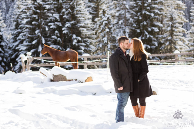 Portrait shoots | United States meet snowy St. Anton
