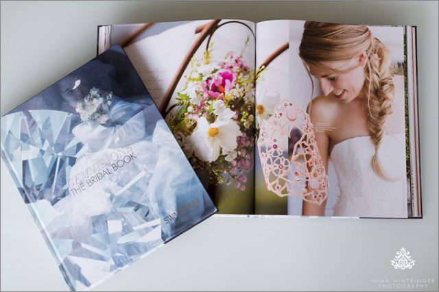 Publication: Swarovski GEM VISIONS - THE BRIDAL BOOK - Blog of Nina Hintringer Photography - Wedding Photography, Wedding Reportage and Destination Weddings