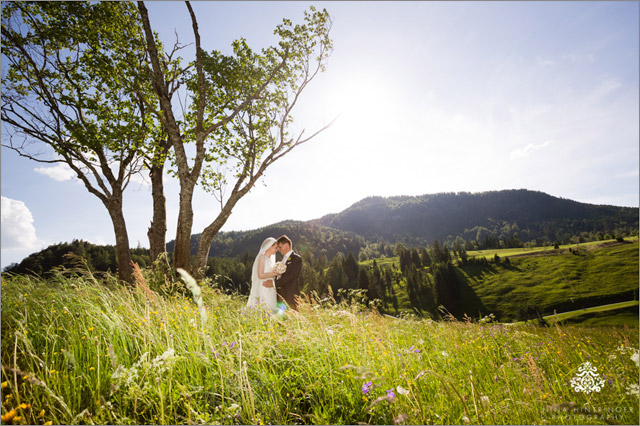 Alpen Glam Wedding with Saskia & Christian | Achenkirch, Tyrol