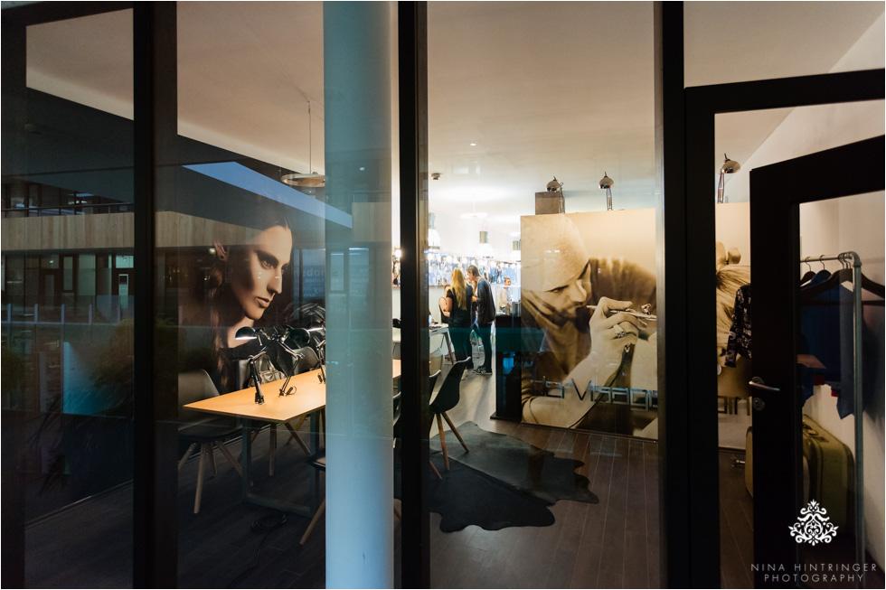 Der Visagist Michel Schiwon | Makeup Artist | New Studio - Blog of Nina Hintringer Photography - Wedding Photography, Wedding Reportage and Destination Weddings