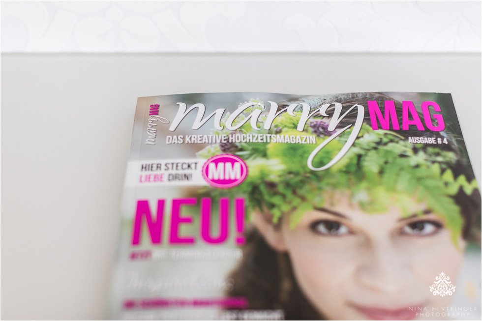 Publication: marryMAG | Photo Contest | Part of the Top 10 - Blog of Nina Hintringer Photography - Wedding Photography, Wedding Reportage and Destination Weddings
