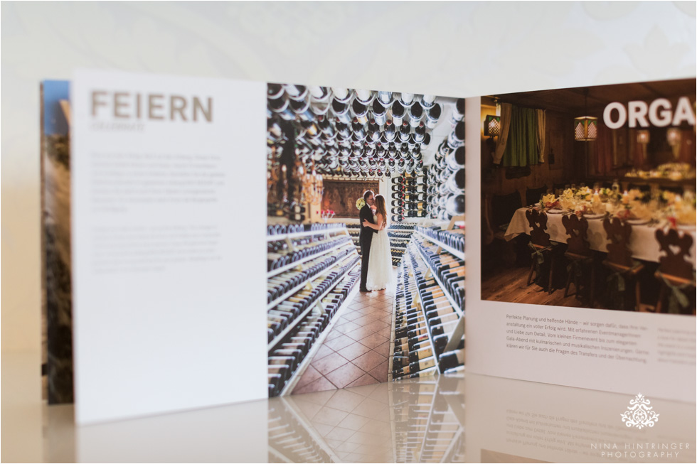 Publication: Arlberg Hospiz Hotel Brochure | Winter Destination Wedding - Blog of Nina Hintringer Photography - Wedding Photography, Wedding Reportage and Destination Weddings
