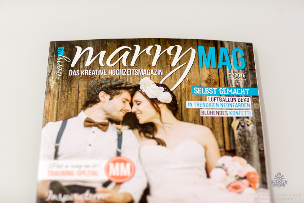 Publication: 1st Place marryMAG Photo Contest | Emotions - Blog of Nina Hintringer Photography - Wedding Photography, Wedding Reportage and Destination Weddings