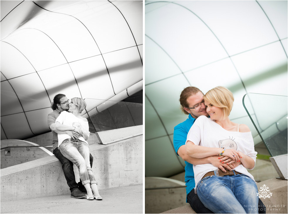 Engagement Shoot in Innsbruck | Hungerburg, Hofgarten | Monika & Patrick  - Blog of Nina Hintringer Photography - Wedding Photography, Wedding Reportage and Destination Weddings