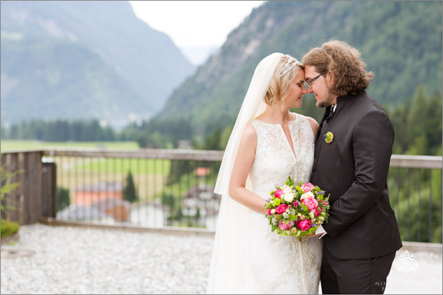 Achensee Wedding with Monika & Patrick | Hotel Kronthaler, Seealm