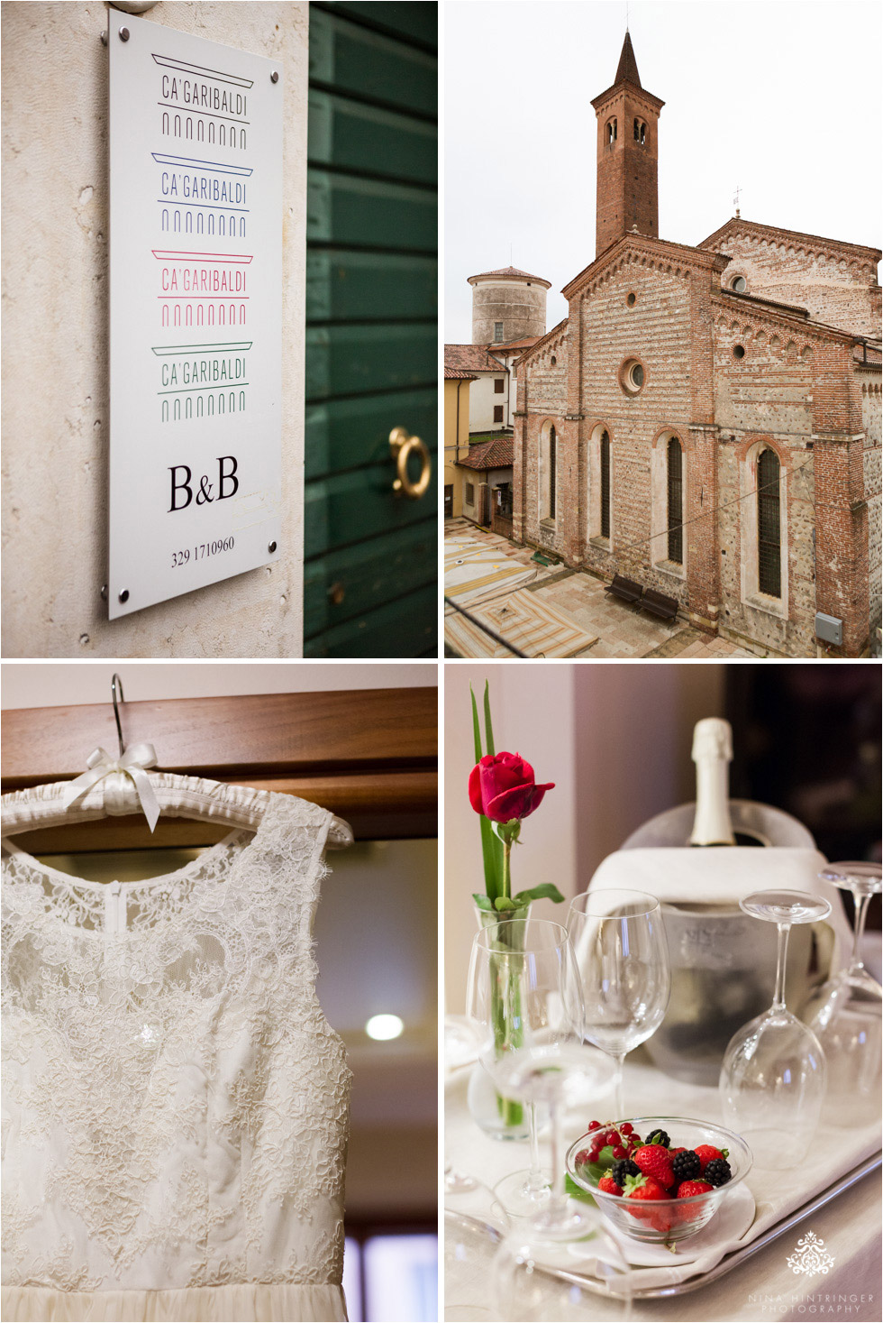 Destination wedding in Bassano del Grappa, Italy - Blog of Nina Hintringer Photography - Wedding Photography, Wedding Reportage and Destination Weddings