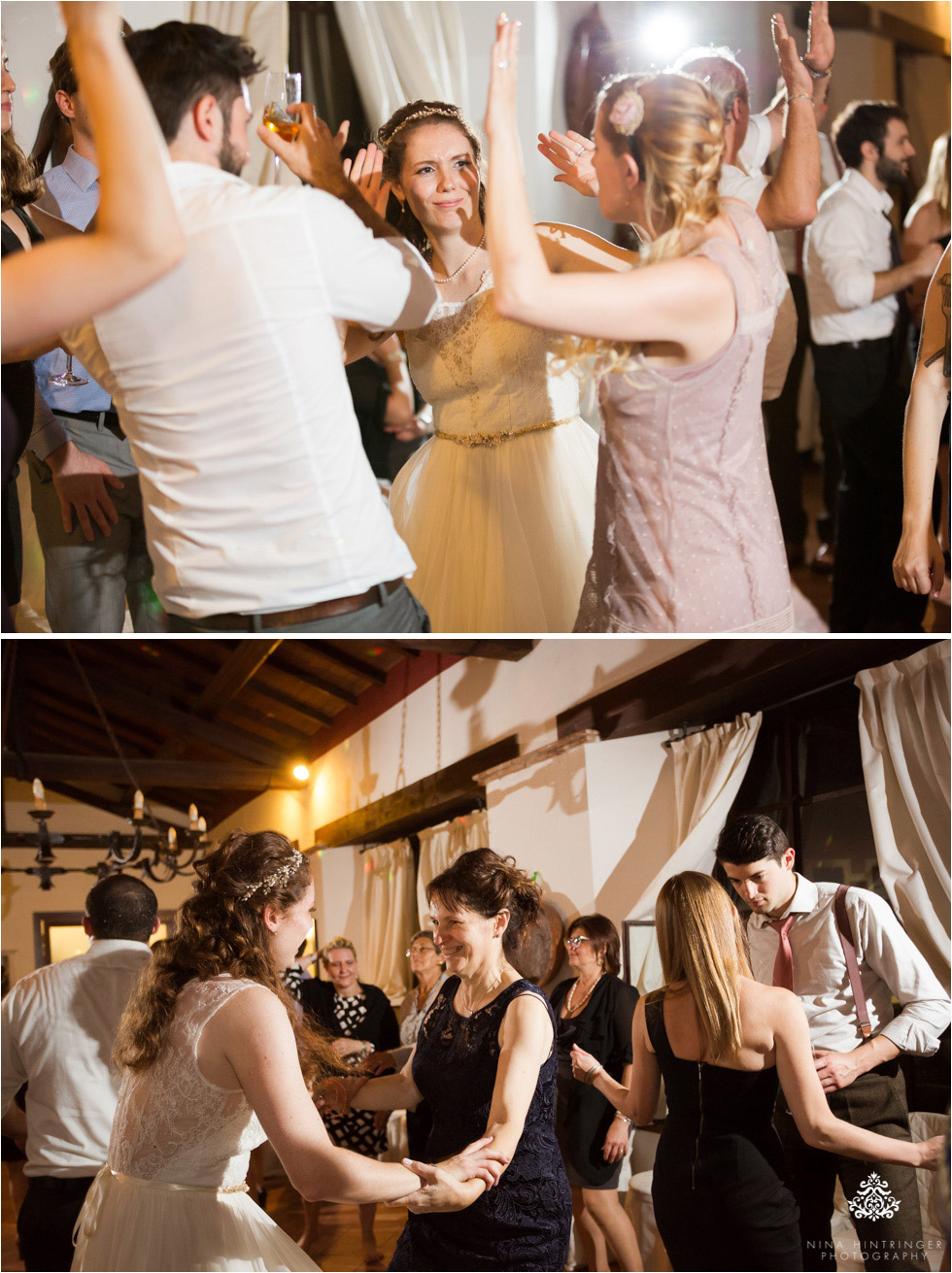 Dance, dance, dance at Villa Damiani in Bassano del Grappa, Italy - Blog of Nina Hintringer Photography - Wedding Photography, Wedding Reportage and Destination Weddings