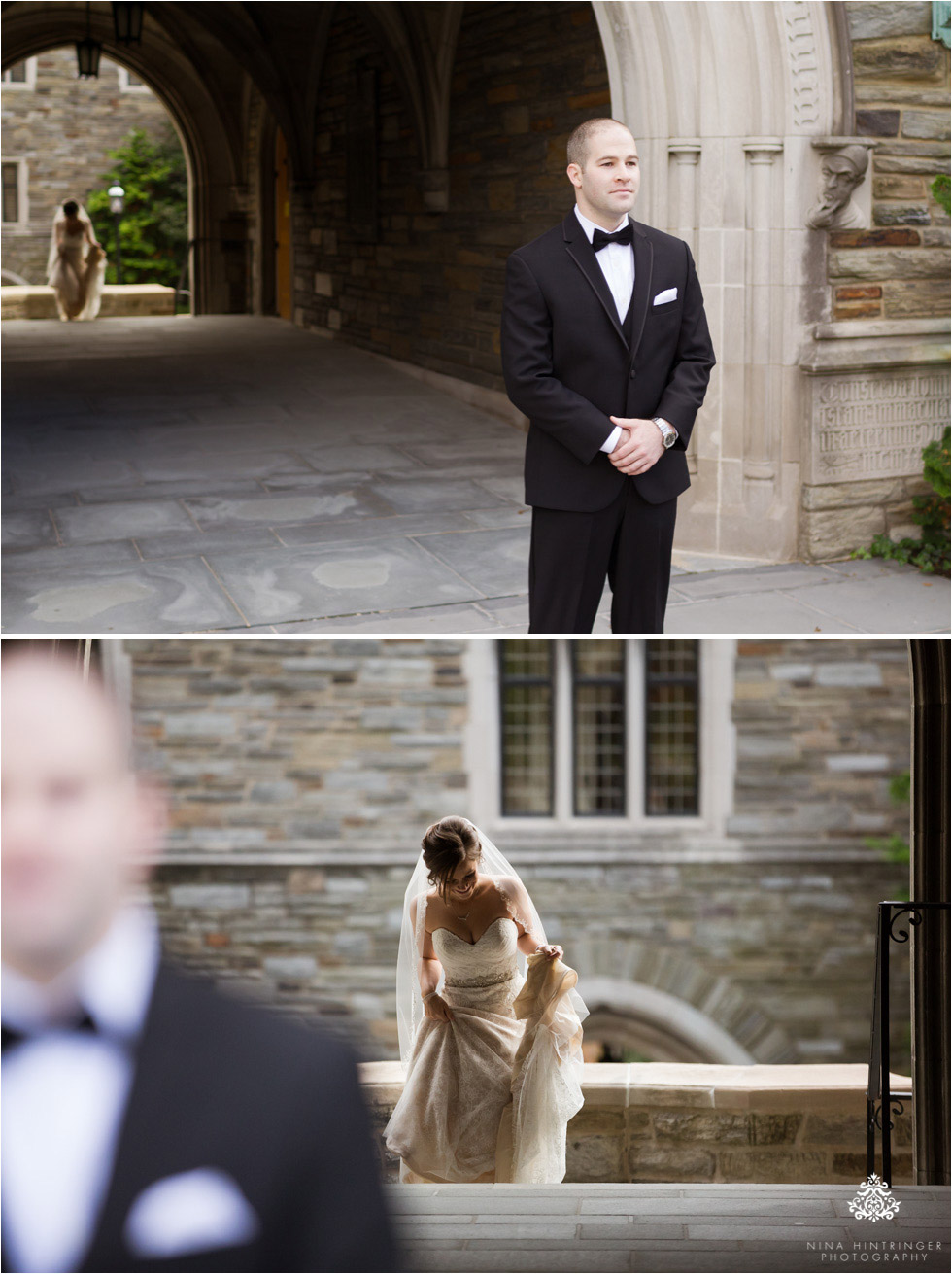 First look at Saint Josephs University campus in Philadelphia, Pennsylvania - Blog of Nina Hintringer Photography - Wedding Photography, Wedding Reportage and Destination Weddings