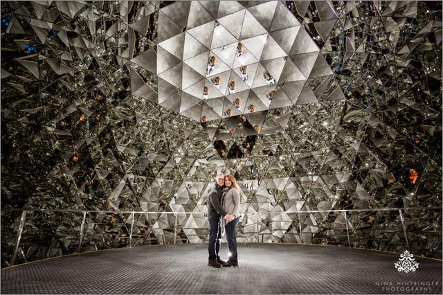 Couple Shoot | Visiting the Swarovski Crystal Worlds with Tracey & Kelly - Blog of Nina Hintringer Photography - Wedding Photography, Wedding Reportage and Destination Weddings