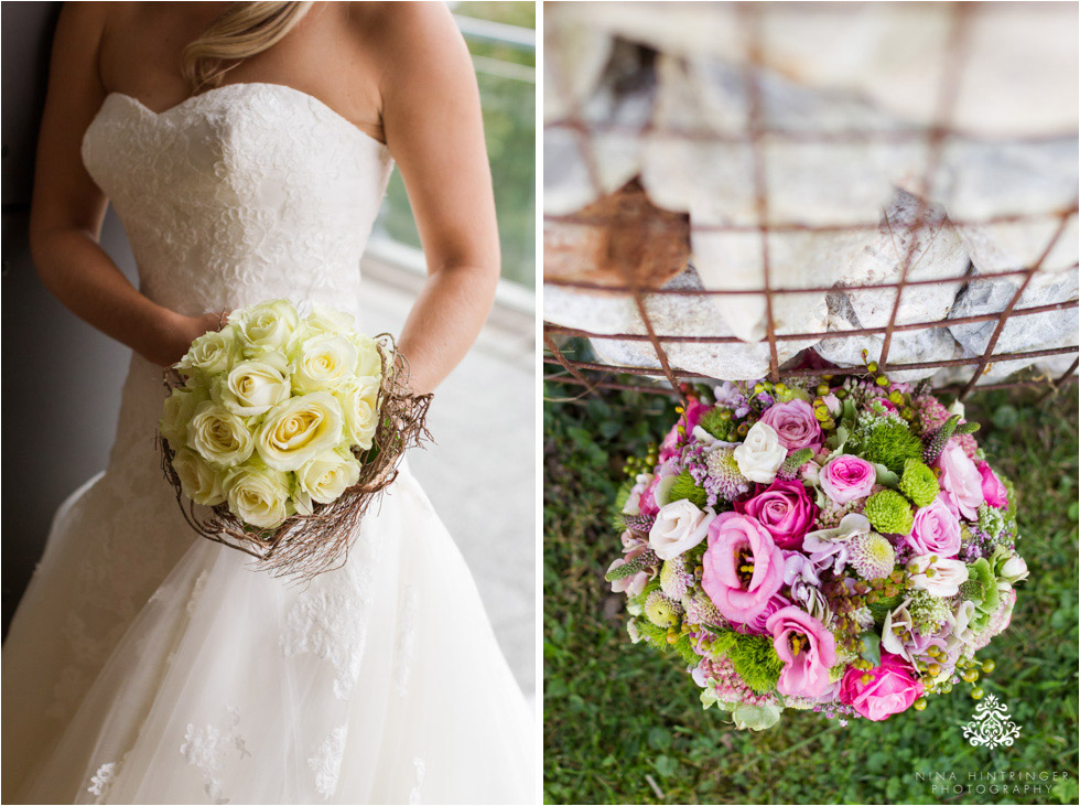 Wedding Inspirations | What Makes a Bridal Bouquet Beautiful? - Blog of Nina Hintringer Photography - Wedding Photography, Wedding Reportage and Destination Weddings