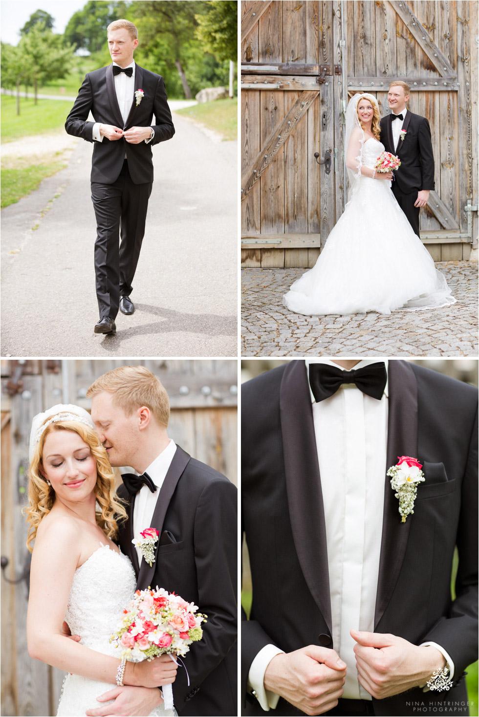 Hofgut Maisenburg Wedding with Gold & Coralline Eye Candy   Melanie & Philipp   Hayingen, Germany - Blog of Nina Hintringer Photography - Wedding Photography, Wedding Reportage and Destination Weddings
