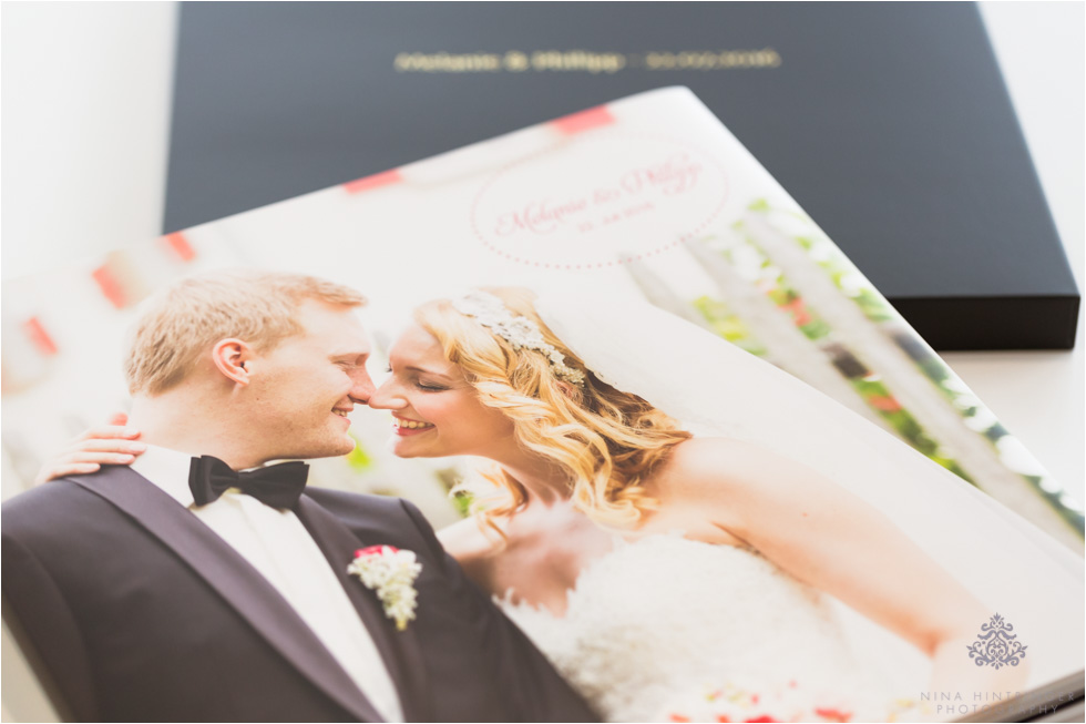 Wedding Album & Customer Feedback | Melanie & Philipp - Blog of Nina Hintringer Photography - Wedding Photography, Wedding Reportage and Destination Weddings