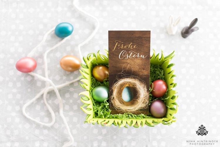Easter Cards for your loved Ones - Blog of Nina Hintringer Photography - Wedding Photography, Wedding Reportage and Destination Weddings