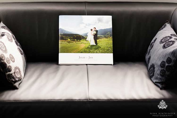 Choosing Wedding Album Photos