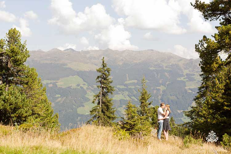 Mountain Engagement Shoot | Platzlalm Zillertal | Angelina & Tobias - Blog of Nina Hintringer Photography - Wedding Photography, Wedding Reportage and Destination Weddings