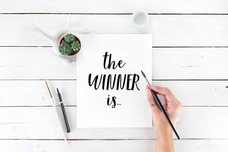 And the Winner is... | Giveaway NHP Anniversary Celebrations - Blog of Nina Hintringer Photography - Wedding Photography, Wedding Reportage and Destination Weddings