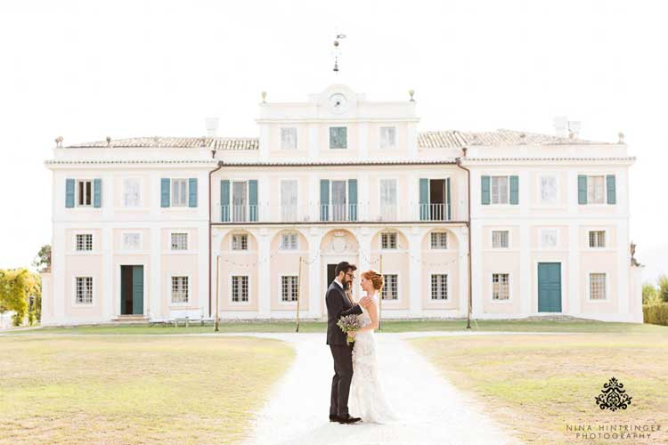 Villa Pianciani Wedding in Spoleto
