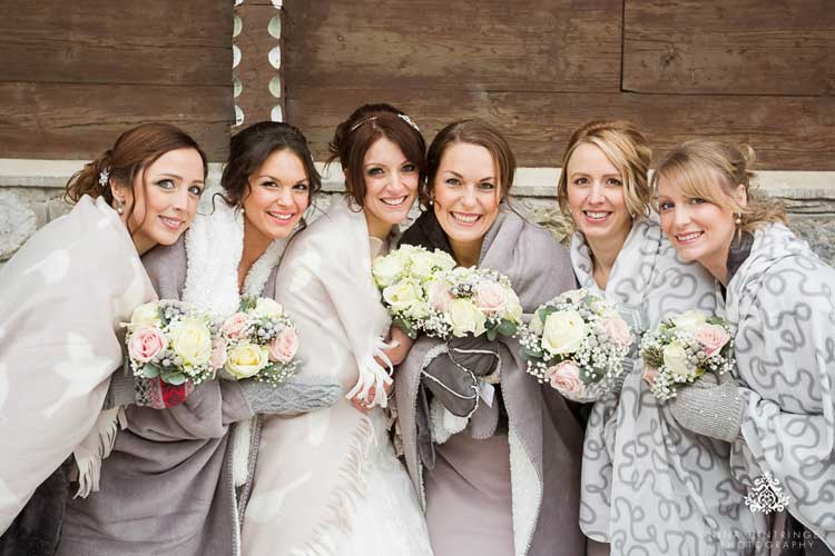 10 Tips for your Winter Wedding