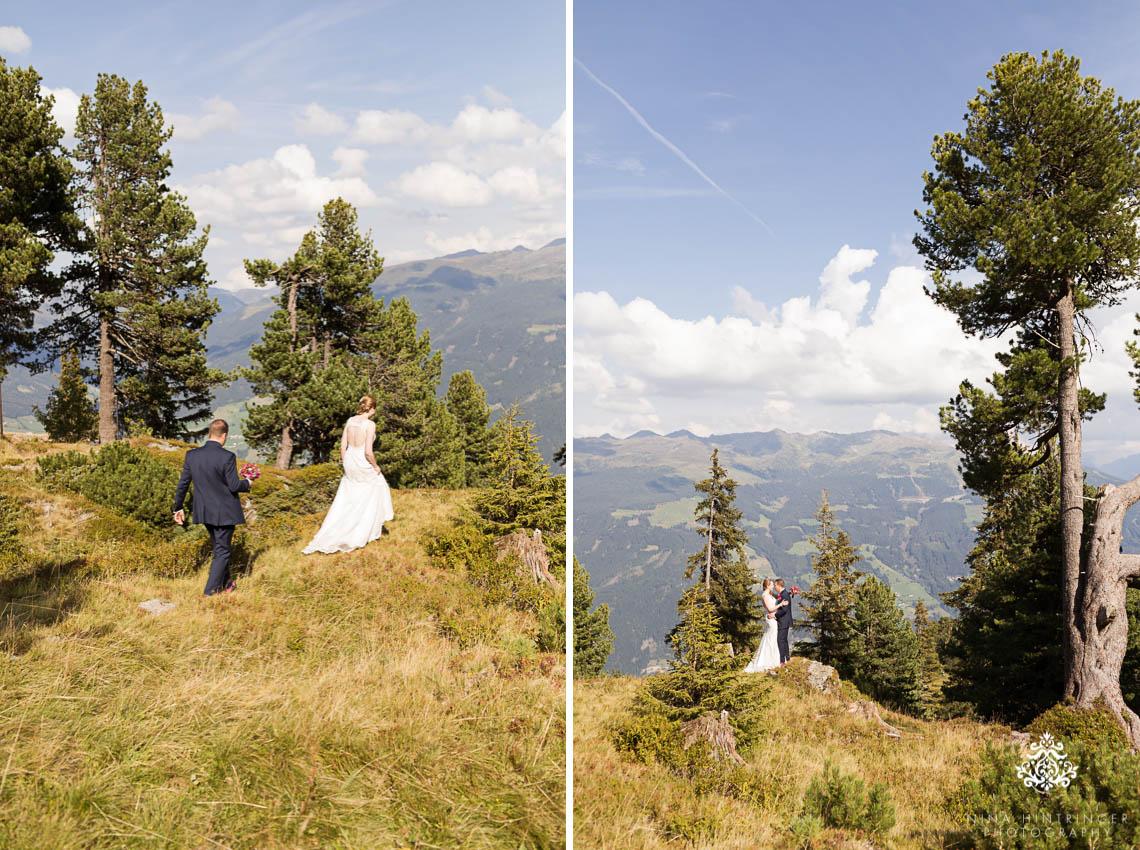 Berry themed Mountain Wedding | Platzlalm Zillertal | Angelina & Tobias - Blog of Nina Hintringer Photography - Wedding Photography, Wedding Reportage and Destination Weddings