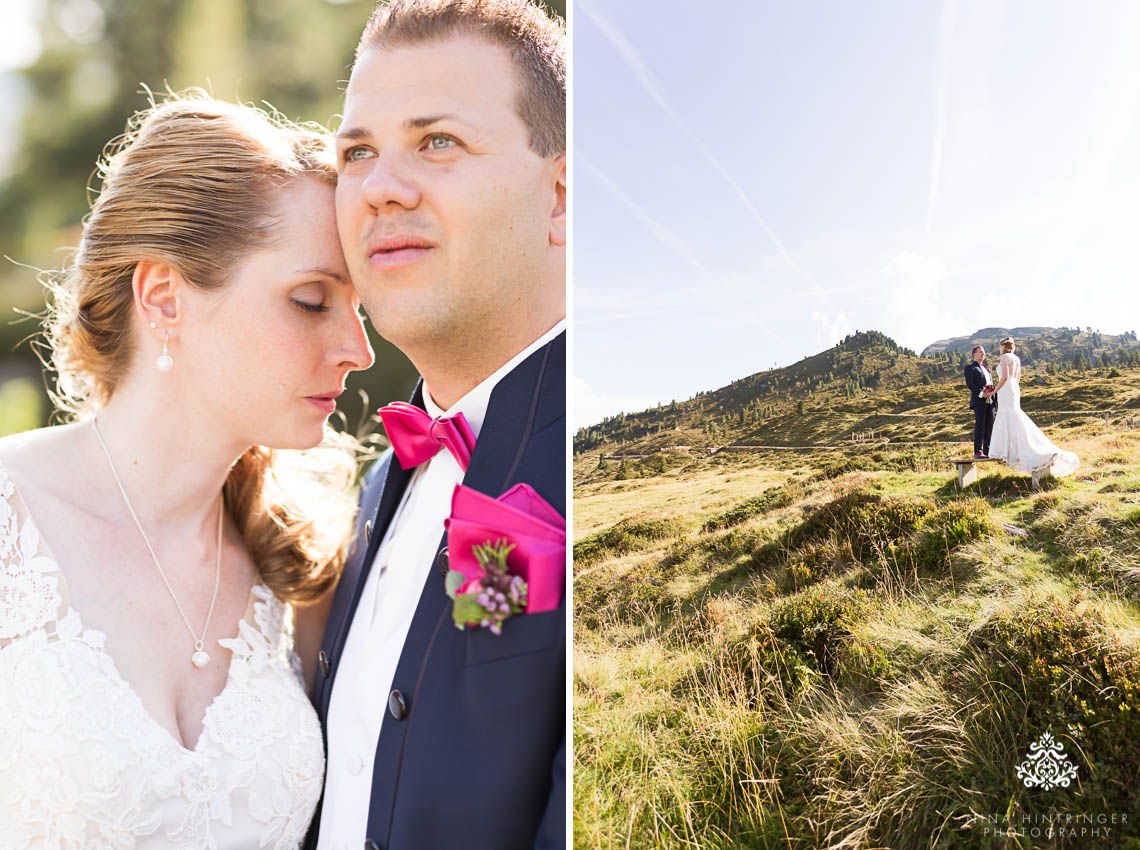 Berry themed Mountain Wedding | Platzlalm Zillertal | Angelina & Tobias - Blog of Nina Hintringer Photography - Wedding Photography, Wedding Reportage and Destination Weddings