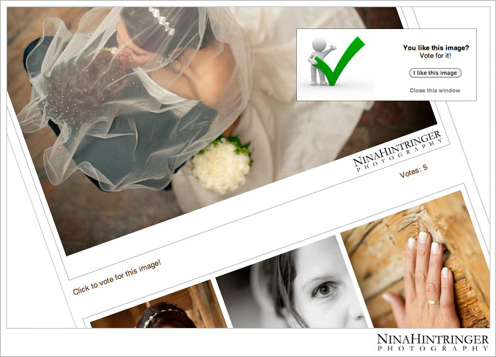 New Blog features online - vote for your favorite image! - Blog of Nina Hintringer Photography - Wedding Photography, Wedding Reportage and Destination Weddings